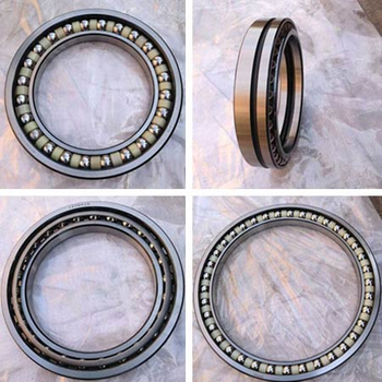 Excavator walking bearing BA180-4WSA angular contact ball bearing
