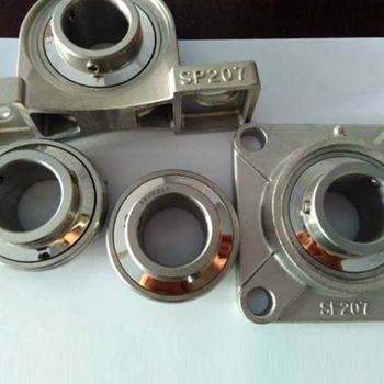 High quality Stainless SteelHigh quality Stainless Steel Bearing Housing UCF207