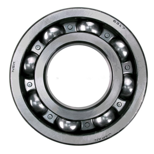 NSK bearing 6317 open single row deep groove ball bearing - 85*180*41mm
