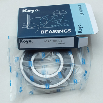 Koyo 6310 2RS deep groove ball bearing - Koyo bearings