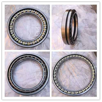 Excavator Walking Bearing BA290-3A Angular Contact Ball Bearing