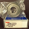 High sealed original NSK 6201ZZC3 deep groove ball bearing