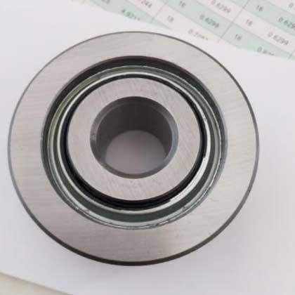Four point angular contact ball bearing 205VVH agricultural bearing