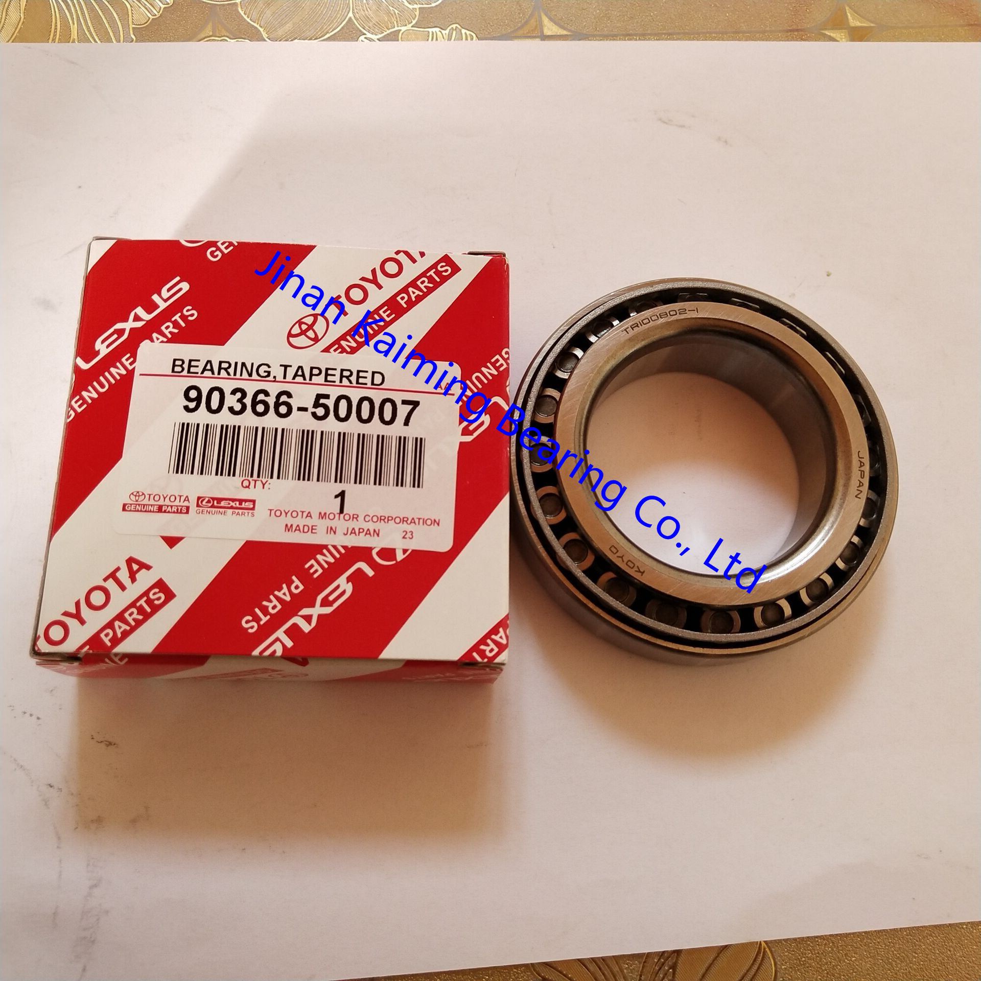 HI-CAP JLM 104948/10 Taper Roller Bearing 90368-49084 for Auto Parts 50X82X21.5mm