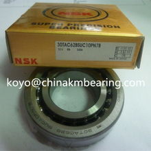 NSk 30TAC62BSUC10PN7B Ball screw support bearing