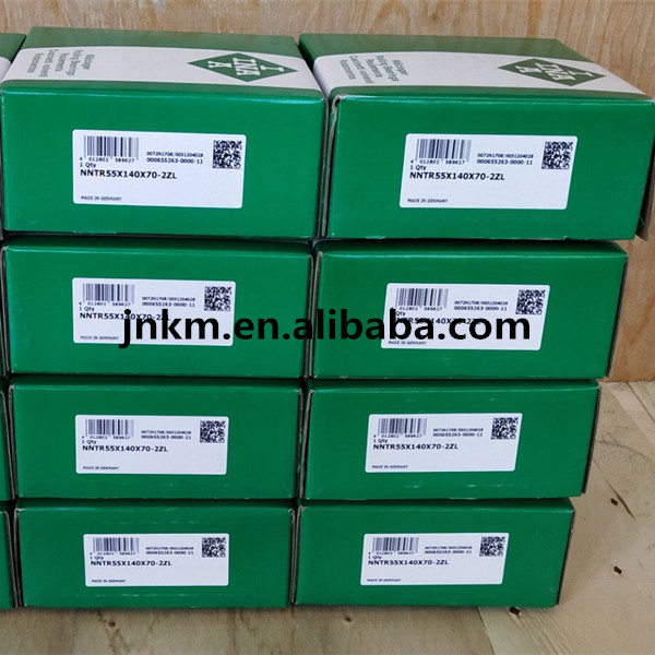 Original NNTR 55X140X70. 2ZL - Doule row cylindrical roller bearing