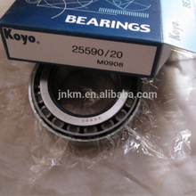 25590/25520 Koyo Tapered Roller Bearing 25590/20