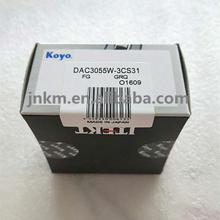Koyo DAC3055W-3CS31 Auto wheel hub bearings in rich stock